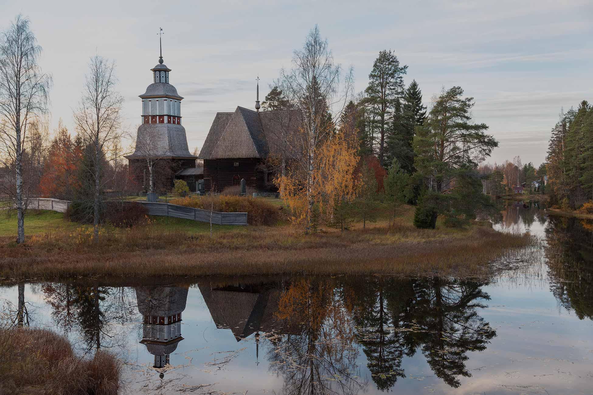 petäjäveden-vanha-kirkko-unesco